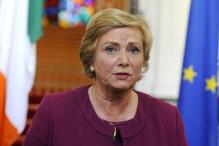 Irish Deputy PM Frances Fitzgerald Under Pressure to Quit and Avoid Election