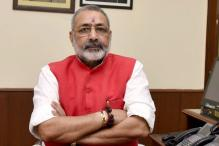 BJP Minister Giriraj Singh Booked in Land Grab Case, RJD Questions Nitish Kumar's Integrity