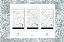 Google Maps Update: New Colour Scheme, Location Identifiers And More