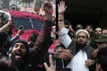 26/11 Mastermind Hafiz Saeed gets a hero's welcome: See Pics