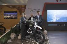 EICMA 2017: Hero X Pulse Concept Adventure Motorcycle Unveiled