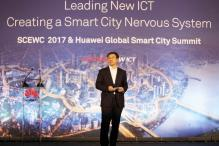 Huawei Unveils IOC: 'Brain' of The Smart City at Global Smart City Summit
