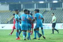 Asian Cup Qualifier: India, Myanmar Play Out Thrilling Draw
