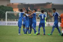 Indian Arrows Begin I-League Journey With 3-0 Win Against Chennai City FC