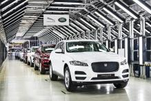 Jaguar F-Pace Made in India Model Launched at Rs 60 Lakh