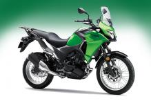 Kawasaki Versys X-300 at Launched Rs 4.6 Lakh in India