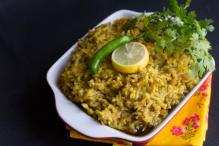 Tongue out of cheek: My Pranam to Khichdi!
