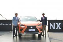 Lexus India Unveils NX300h Hybrid-Electric SUV