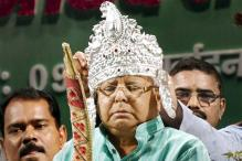Cook and Servant Lodged Themselves in Jail in Anticipation of Lalu's Arrival