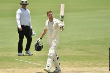 Malan Century Buoys England Ahead of Ashes