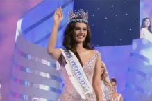 India's Manushi Chhillar Crowned Miss World 2017