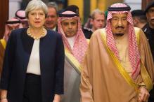 British PM Theresa May Presses Saudi to Avert Yemen 'Catastrophe'
