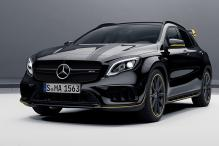 Mercedes-AMG CLA 45 and GLA 45 to Launch in India on November 7