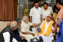 PM Narendra Modi 'Shops' for 2019 Ally in Tamil Nadu