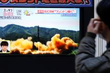 North Korea Fires Ballistic Missile, Trump Says 'Will Take Care of it'