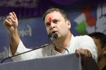 Narendra Modi 'Zabardast' Actor, Better Than Amitabh Bachchan: Rahul Gandhi in Gujarat