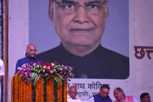 President Ram Nath Kovind Pays Tribute to Securitymen who Died Fighting Naxals