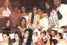 SRK Birthday Bash: These Photos Show How Alia, Deepika, Karan Partied in Style