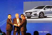 Hyundai Verna and Samsung S8 Bag Top Spots at News18.com Tech and Auto Awards