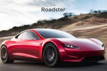 Tesla Roadster Unveiled, First Electric Car With 1,000 Km Range