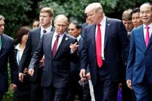 Donald Trump Backs US Spies on Russia Meddling, But Slams Vlamidir Putin 'Haters'