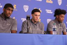 Angry at Their Parents, Trump Says He Should Have Left UCLA Basketball Players in Chinese Jail