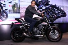 Triumph Motorcycles Group Global Revenue up by $121.4 Million