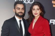 Virat-Anushka Make Heads Turn at Indian Sports Honours Awards