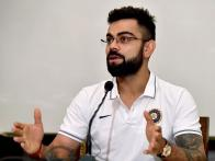 Kohli Equals Ponting's Record of 9 Consecutive Series Wins