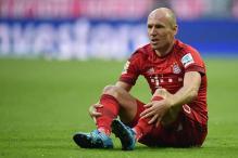 Arjen Robben Nets Twice as Bayern Power into Cup Semis