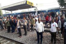Train Headed For Maharashtra Lands up in MP After Wrong Signal