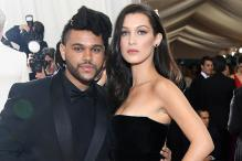 The Weeknd Sends Flowers, Sweet Note to Bella Hadid