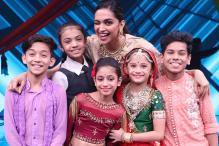 Deepika Padukone Promotes 'Padmavati' Amidst Controversies