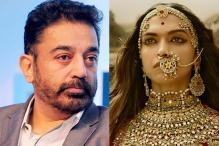 Padmavati Row: Kamal Haasan Backs Deepika Padukone, Says Don't Deny The Actor Her Freedom