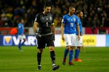 'It's Over' — Dismay, Disbelief as Italy Miss World Cup