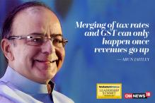 May Merge 12% and 18% GST Rates to Have Just Three Tax Slabs, Hints Arun Jaitley