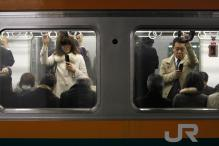 App For Pregnant Women to Find Seats Under Test by Tokyo Metro