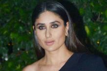 Kareena Kapoor Khan Looks Smoking Hot In This Abu Jani-Sandeep Khosla Shimmer Gown