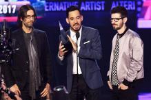 MTV American Music Awards: Linkin Park Dedicate Win to Chester Bennington