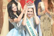 Indonesian Beauty Queen Crowned Miss International 2017