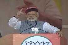 PM Modi Likens Congress to Termites, Urges People to Root Them Out