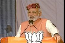 Assembly Elections 2017: Prime Minister Narendra Modi Asks Himachal Pradesh Electors to Vote in Record Numbers