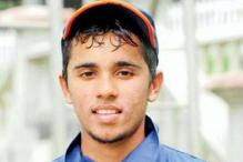 Nayan Mongia's Son Mohit Scores 240 in U-19 Game