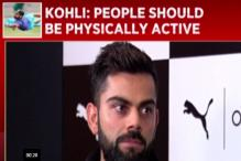 Kohli Picks Badminton as the Sport Closest to His Heart After Cricket