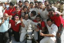 14th January 2009: Mumbai Edge Past Karnataka to Win 39th Ranji Title