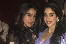 Rivals? Definitely Not. Sara Ali Khan, Jhanvi Kapoor are New Besties of B-town
