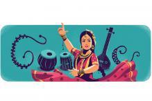 Google Doodle Celebrates Kathak Legend Sitara Devi's Birthday