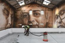 Art Project Transforms Historic Indian Fishing Dock