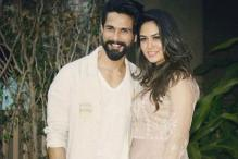 Shahid-Mira Turn Heads As They Step Out To Attend A Wedding