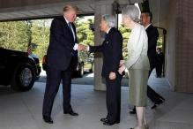 Trump Skips the Bow, Passes Tricky Protocol Test With Japan Emperor